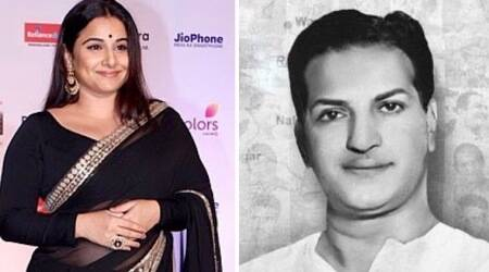 Vidya Balan roped in for NTR biopic?