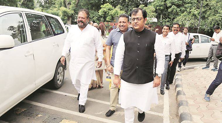 Chandigarh: Seeking financial relief, Councillors return empty-handed from meeting with VP Badnore