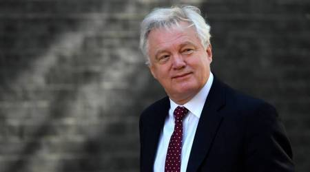UK govt into crisis as Brexit Secretary David Davis resigns