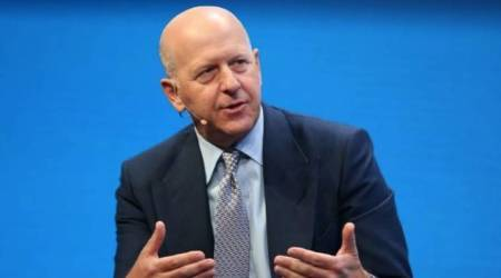 Goldman Sachs names David Solomon as CEO, putting a banker in charge