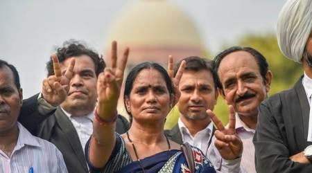 delhi gangrape, december 16 gangrape, delhi gangrape victim mother, asha devi, december 16 gangrape delhi hanging, indian express