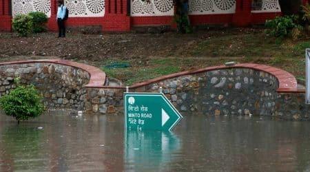 Waterlogging hits traffic across Delhi: Desilting claims down the drain on most rainy dayyet