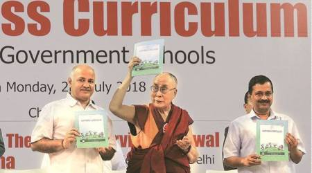 Delhi: Will end terrorism and pollution with happiness curriculum, says Manish Sisodia
