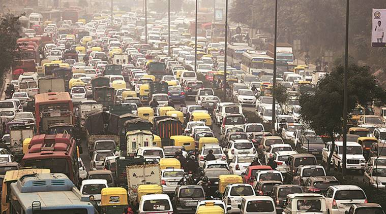 Irked by Delhi's traffic mess, Supreme Court asks police chief to appear before it