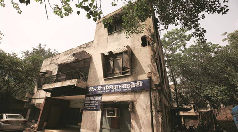 Ordered to shift from crumbling building, Delhi Public Library set to take over 85,000 books to Bawana