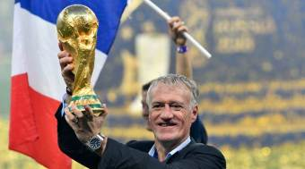 Mental strength paid off for France, says coach Didier Deschamps
