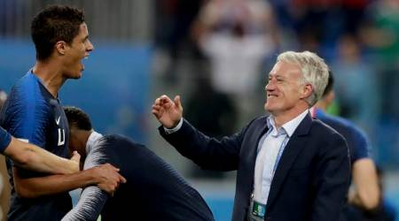FIFA World Cup 2018: Didier Deschamps, Raphael Varane join history books