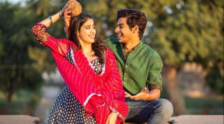 Dhadak box office collection day 8