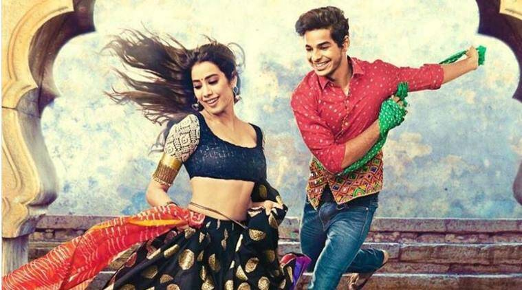 dhadak box office collection first weekend