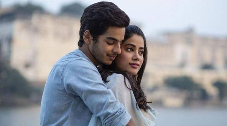 dhadak box office collection day 4