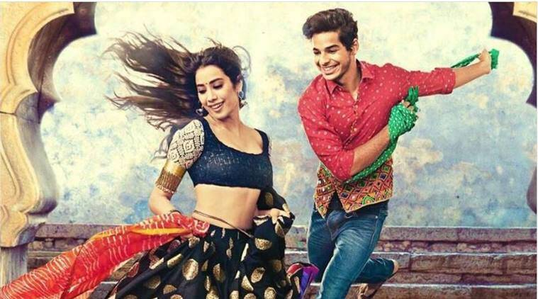 dhadak box office collection day 9