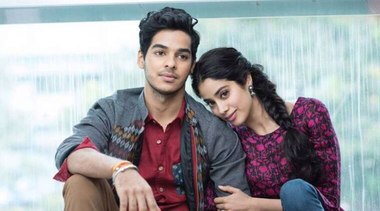 Ishaan Khatter and Janhvi Kapoor photos