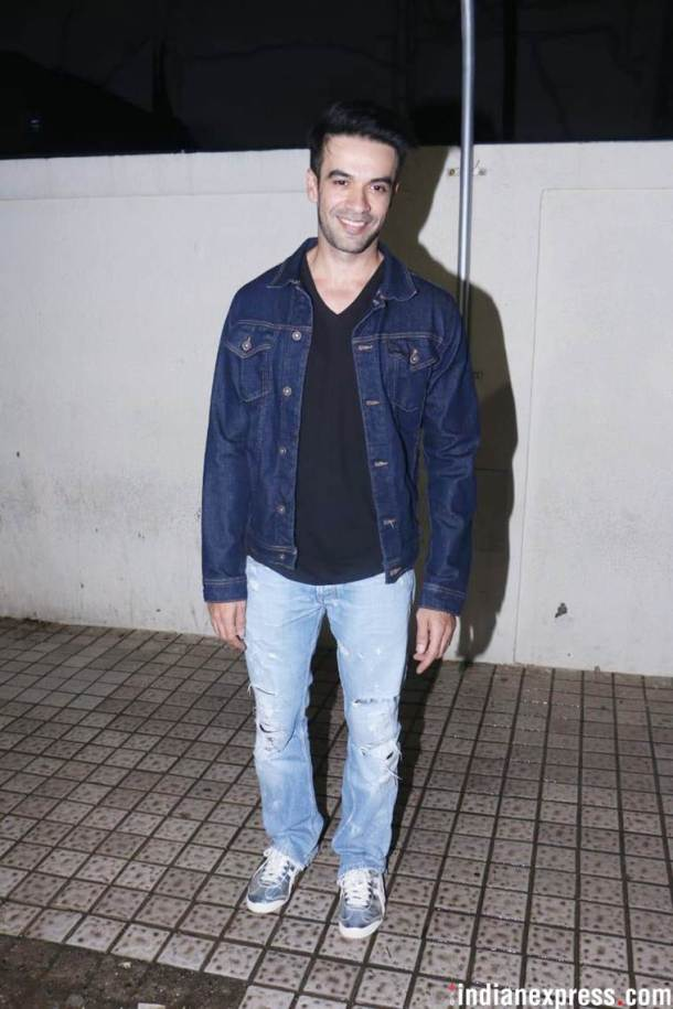 punit malhotra at the dhadak screening