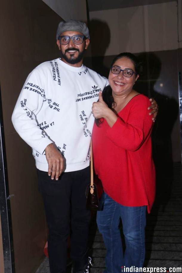 shashank khaitan at the dhadak screening