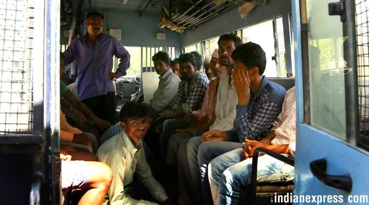 Murderous mob express investigation dhula lynching