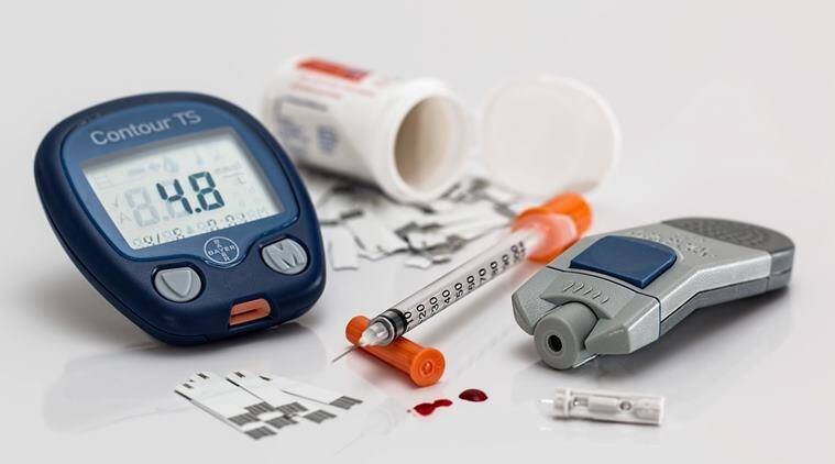 diabetes, type 2 diabetes, vitamin D, north india, women, post menopausal women, Indian Express, Indian Express News