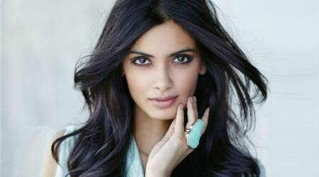 Diana Penty's laid-back look on this magazine cover gives summer wardrobe goals