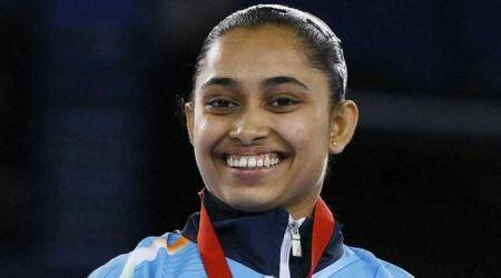 Gold medal is for everyone who never stopped believing in me: Dipa Karmakar