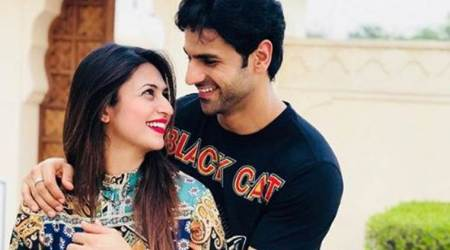 Divyanka Tripathi and Vivek Dahiya celebrate second wedding anniversary. Here's looking back at their magical love story