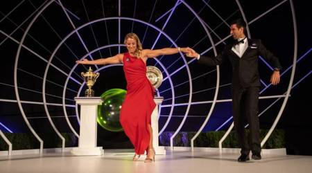 Wimbledon Gala: Novak Djokovic, Angelique Kerber dance at Wimbledon Champions Dinner