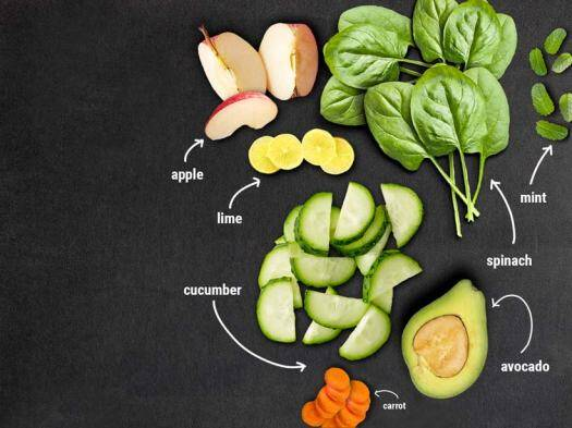 Power breakfast: Meal smoothies for thefamily