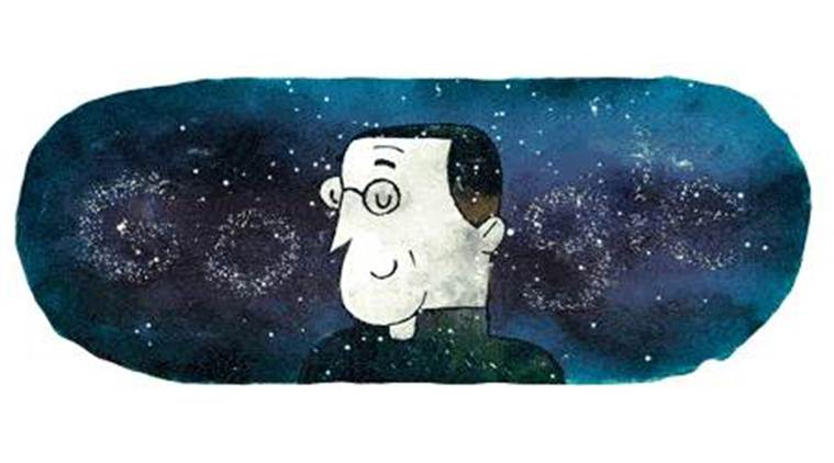 Google doodle remembers physicist Georges Lemaitre who proposed Big Bang Theory