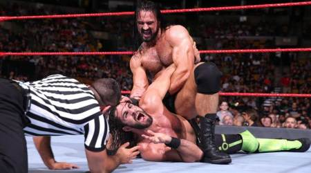 WWE RAW Results: Drew McIntyre beats Seth Rollins to give Dolph Ziggler advantage in Extreme Rules