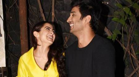 Sara Ali Khan and Sushant Singh Rajput's chemistry was the highlight of Kedarnath's wrap-up party