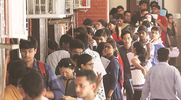 Told to admit students after CBSE re-evaluation, DU colleges in a fix