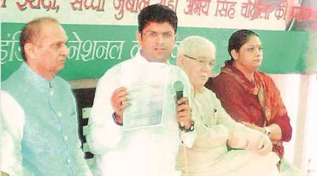 Stop outsourcing hiring process in Haryana education department, says DushyantChautala