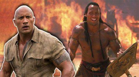 Before Skyscraper, take a look at top 5 Dwayne 'The Rock' Johnson movies