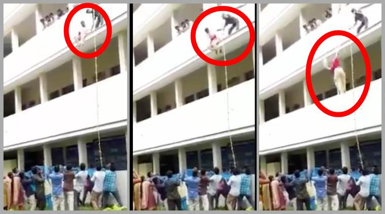 19-year-old girl killed as safety drill in Coimbatore college goes horribly wrong