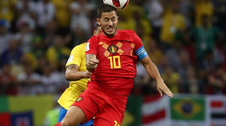 FIFA World Cup 2018, FIFA World Cup 2018 news, Eden Hazard, Eden Hazard news, Eden Hazard updates, sports news, football, Indian Express