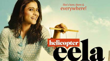 Kajol is the overprotective mother in new poster of Helicopter Eela