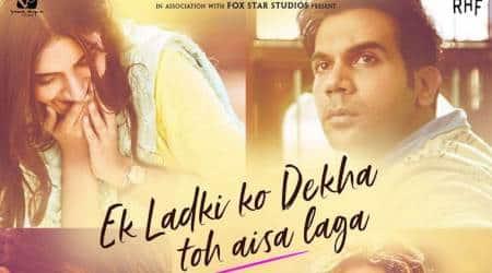 Ek Ladki Ko Dekha Toh Aisa Laga: Sonam Kapoor, Rajkummar Rao starrer to release on February 1,2019