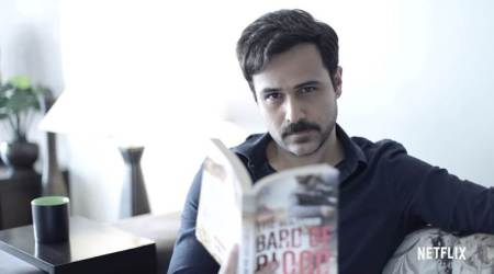 Emraan Hashmi becomes the face of Netflix's Bard of Blood