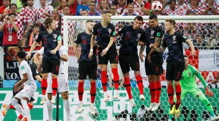 Croatia vs England Live Score FIFA World Cup 2018 Live Updates: Croatia 1-1 England in second half