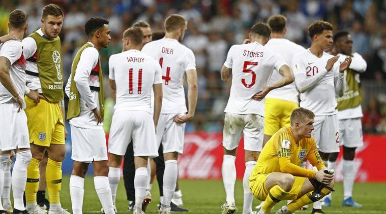 FIFA World Cup 2018, FIFA World Cup 2018 news, England FIFA World Cup 2018, England Southgate, Harry Kane, sports news, football, Indian Express