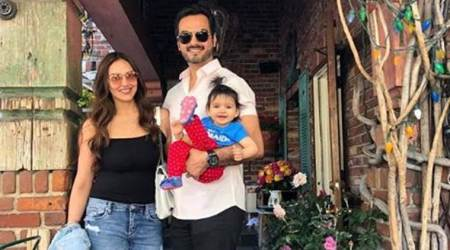 Esha Deol is on a vacation in California, check out her perfect family photos