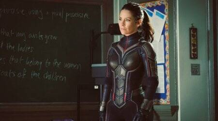 When Ant-Man and the Wasp star Evangeline Lilly got stung by an actual wasp