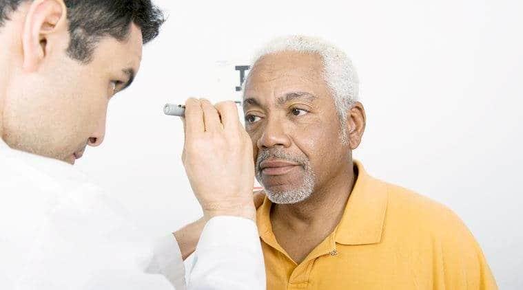 dementia, eye test dementia, eye test can detect dementia, indian express, indian express news