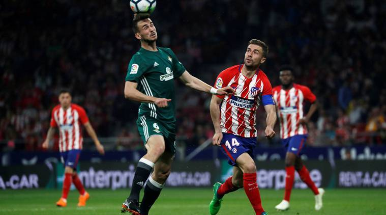 Fabian Ruiz, Fabian Ruiz Real Betis, Fabian Ruiz news, Fabian Ruiz updates, Napoli, Fabian Ruiz Napoli, sports news, football, Indian Express