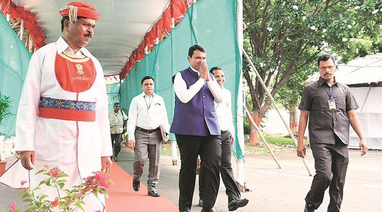 Devendra Fadnvis revokes grant, Maharashtra Chief Minister, Subhash Deshmukh,Lokmangal Multistate, Cooperative Housing, Indian Express