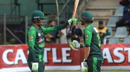 Fakhar Zaman hits century as Pakistan beat Zimbabwe by 9 wickets in 2nd ODI