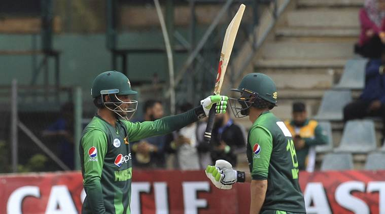 Pakistan eye ODI series win over Zimbabwe