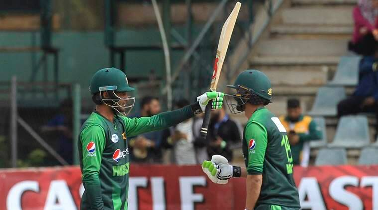 Pakistan sweep Zimbabwe 5-0 with 131-run win in 5th ODI