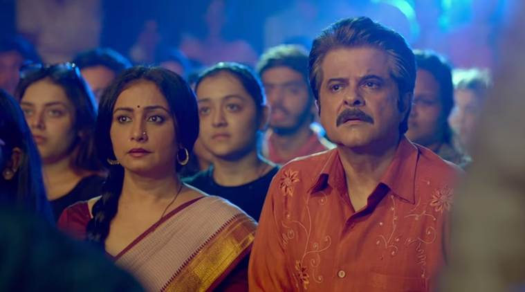 anil kapoor and divya dutta in fanney khan trailer