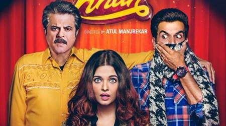 Fanney Khan posters: Rajkummar Rao is shocked and Aishwarya Rai is confused. But what is Anil Kapoor up to?