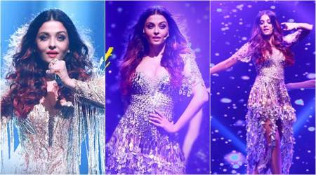 Fanney Khan song Mohabbat: Aishwarya Rai Bachchan is a true blue diva