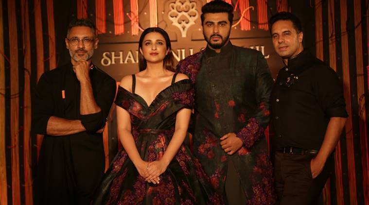 namaste england, parineeti choprta, arjun kapoor, shantanu and nikhil,independence, parineeti chopra latest photos, indian express, indian express news
